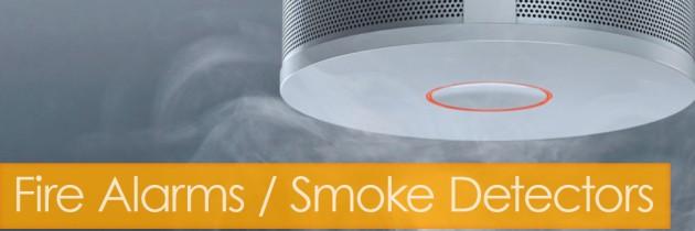 Fire Alarms / Smoke Detectors