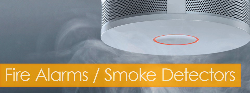 Fire Alarms / Smoke Detectors